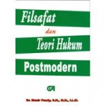 Buku Filsafat dan Teori Hukum Post Modern Dr. Munir Fuady, S.H, M.H, LL.M