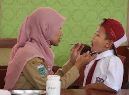 Bulan Imunisasi Anak Sekolah (BIAS)