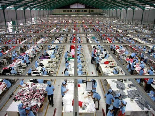 Salah Satu Contoh Industri Besar Modern