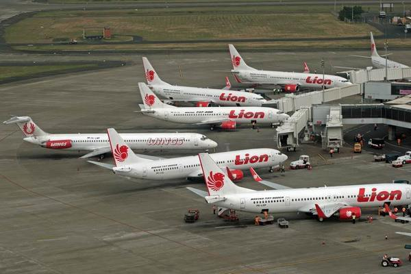 Jasa Penerbangan Lion Air