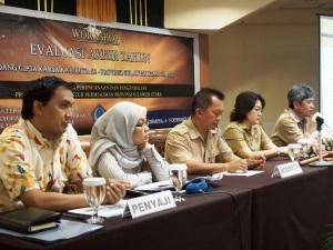 kinerja pegawai dinas Kinerja Dinas Pekerjaan Umum