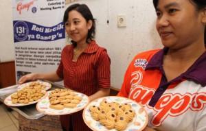 Pelayanan Roti Merk Ganep's