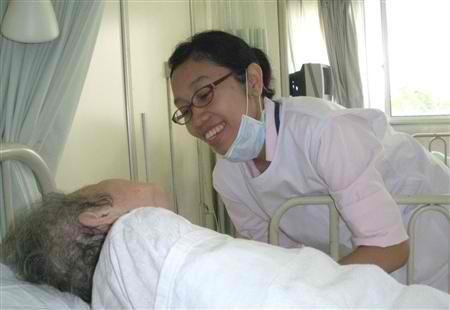 Antara Pasien Dan Perawat