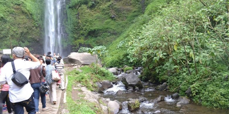 Skripsi Pariwisata Skripsi Pariwisata : Potensi Dan Pengembangan Wana wisata Coban Rondo sebagai daya tarik wisata di Kabupaten Malang