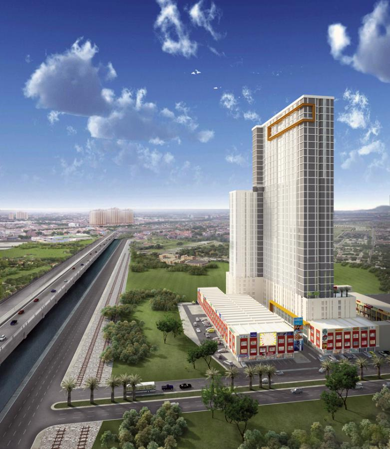 impresi-northland Northland Tower : Harga Perdana Northland Tower