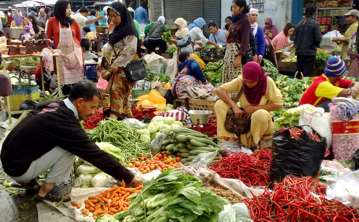 Teori Lengkap Pedagang Pasar Tradisional menurut Para Ahli dan Contoh Tesis Pedagang Pasar Tradisional