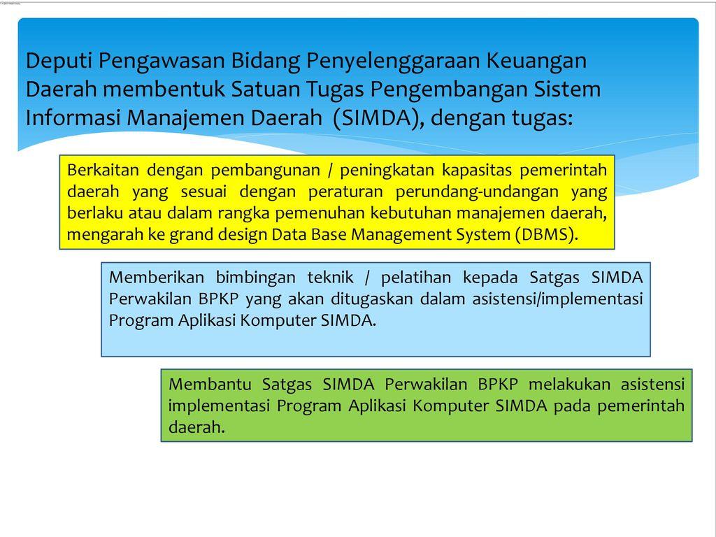 Pembahasan Lengkap Teori Sistem Informasi Manajemen Daerah (SIMDA) Menurut Para Ahli dan Contoh Tesis Sistem Informasi Manajemen Daerah (SIMDA)