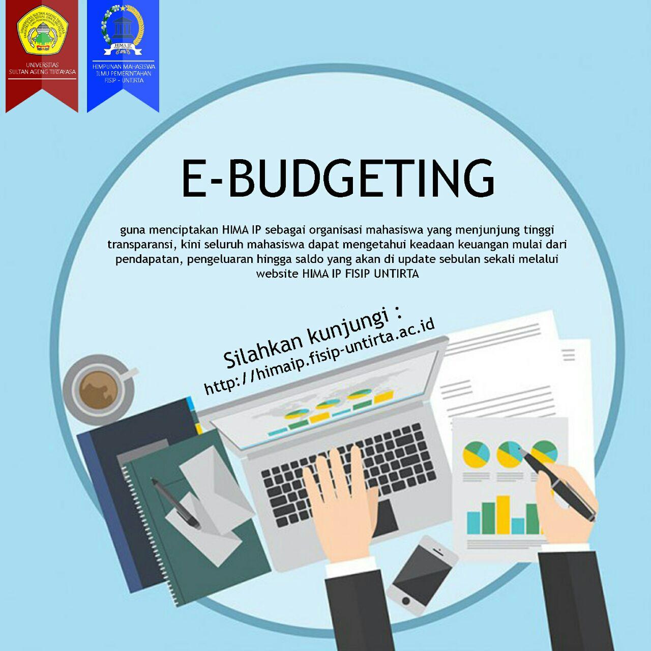 Teori Lengkap E-Budgeting menurut Para Ahli dan Contoh Tesis E-Budgeting