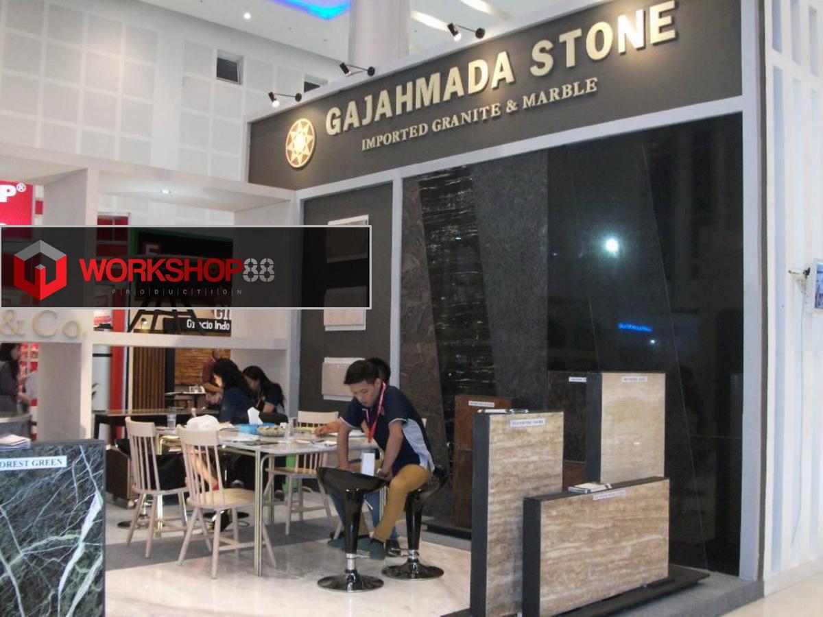 Slide 1 Gajah Mada Stone: Marmer Mewah Tak Harus Mahal