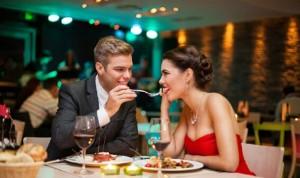 indoor & outdoor Restaurant